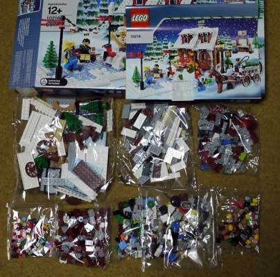 LEGO 10216 ウィンタービレッジベーカリー作成2.jpg