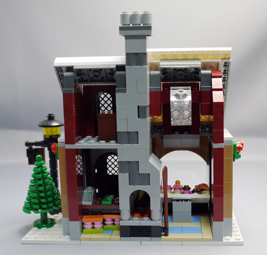 LEGO 10216 ウィンタービレッジベーカリー作成5.jpg