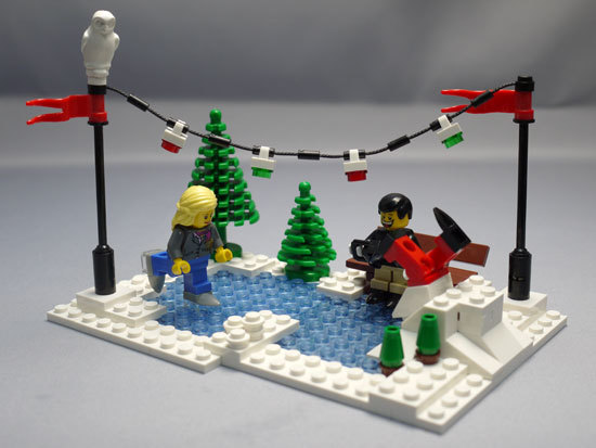 LEGO 10216 ウィンタービレッジベーカリー作成6.jpg