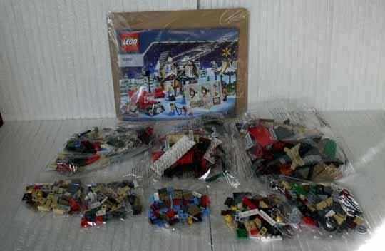 LEGO 10222 ウィンターポストオフィス 作成2.jpg