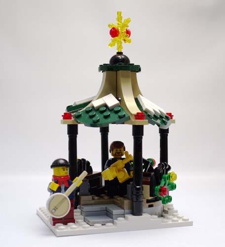 LEGO 10222 ウィンターポストオフィス 作成6.jpg