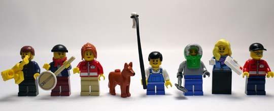 LEGO 10222 ウィンターポストオフィス 作成8.jpg