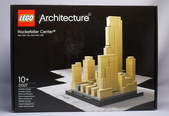 LEGO 21007 ロックフェラーセンター 1.jpg
