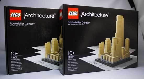 LEGO 21007 ロックフェラーセンター 2-2.jpg