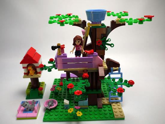 LEGO 3065 ツリーハウス 作成 1.jpg