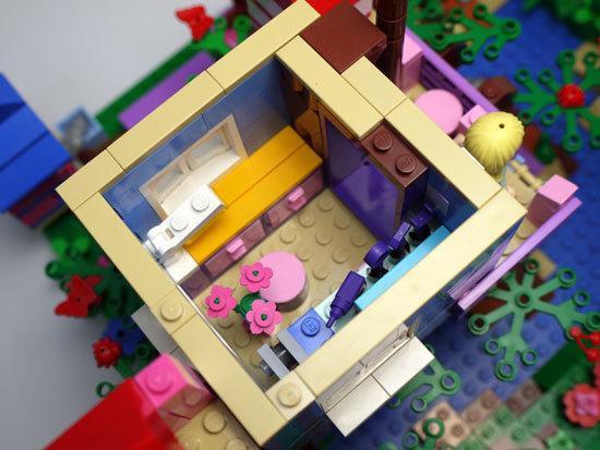 LEGO 3065 ツリーハウスを改造 1-10.jpg