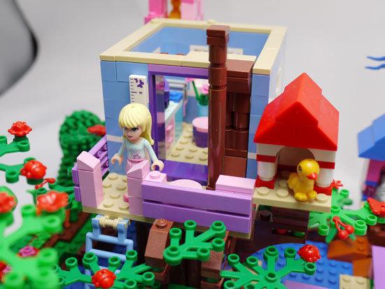 LEGO 3065 ツリーハウスを改造 1-11.jpg