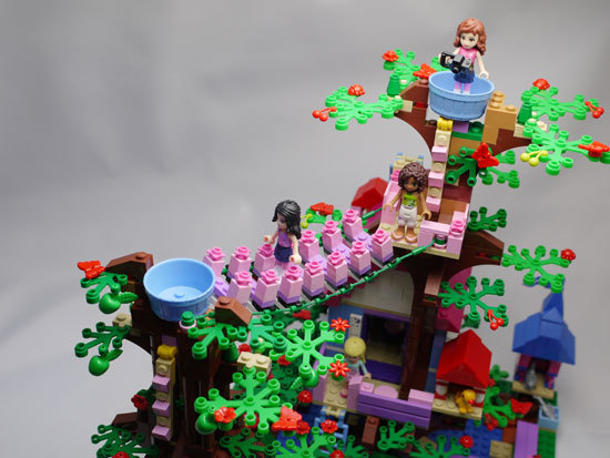 LEGO 3065 ツリーハウスを改造 1-3.jpg