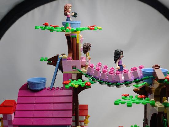 LEGO 3065 ツリーハウスを改造 1-4.jpg