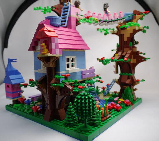 LEGO 3065 ツリーハウスを改造 1-5.jpg