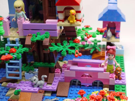 LEGO 3065 ツリーハウスを改造 1-6.jpg