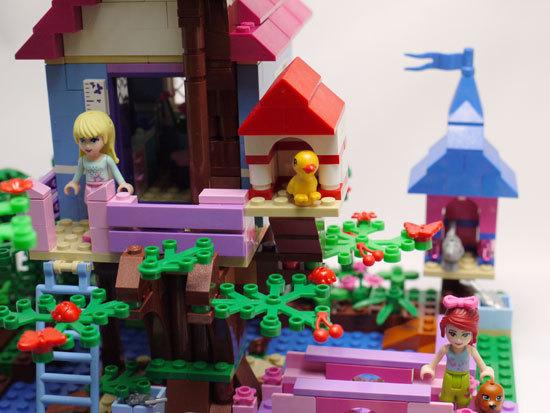 LEGO 3065 ツリーハウスを改造 1-7.jpg