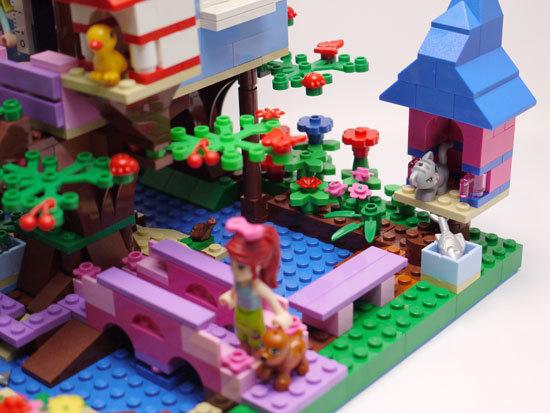 LEGO 3065 ツリーハウスを改造 1-8.jpg