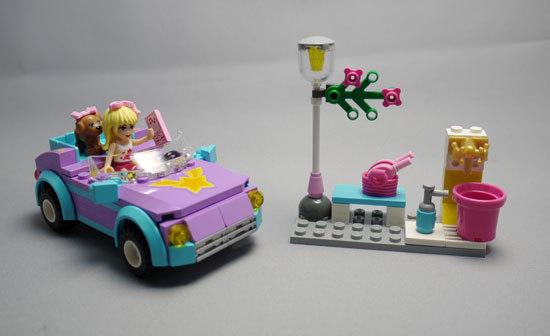 LEGO 3183 オープンカー 作成1.jpg