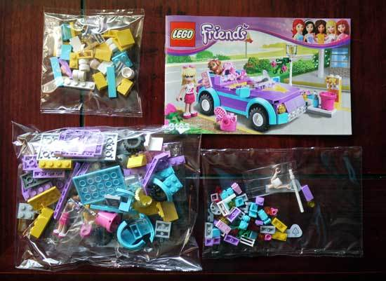 LEGO 3183 オープンカー 作成2.jpg