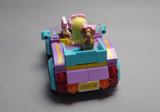 LEGO 3183 オープンカー 作成5.jpg