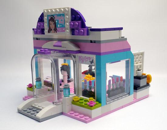 LEGO 3187 ビューティーサロン 作成3.jpg