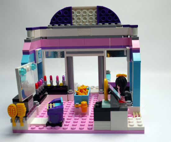 LEGO 3187 ビューティーサロン 作成4.jpg