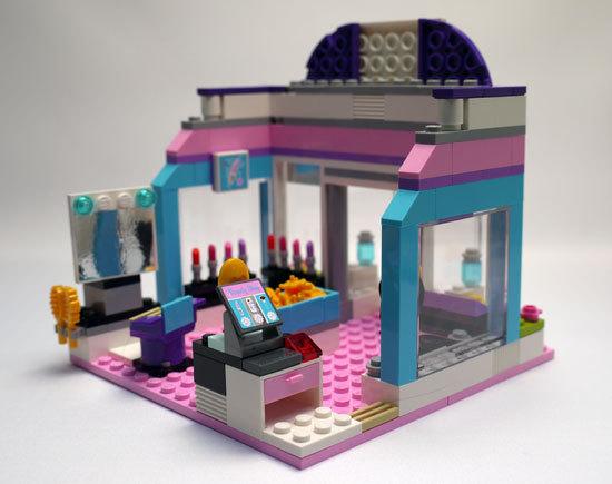 LEGO 3187 ビューティーサロン 作成5.jpg