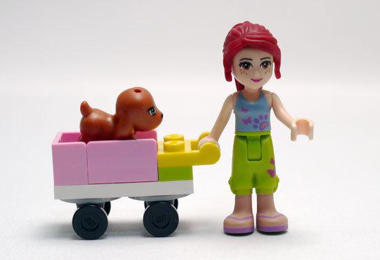 LEGO 3188 ハートレイクのアニマルクリニック 作成7.jpg