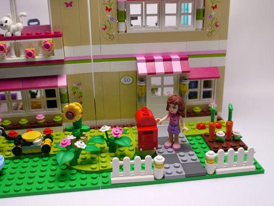 LEGO 3315 ラブリーハウス 作成4.jpg