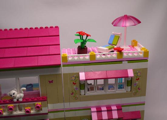 LEGO 3315 ラブリーハウス 作成5.jpg