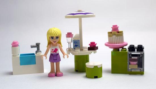 LEGO 3930 アウトドアベーカリー 作成1.jpg