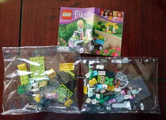 LEGO 3935 カラフルジープ 3935 作成 2.jpg