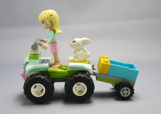 LEGO 3935 カラフルジープ 3935 作成 3.jpg