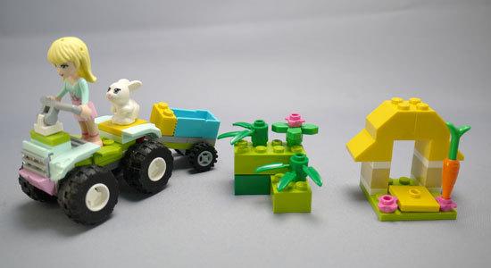LEGO 3935 カラフルジープ 3935 作成 8.jpg