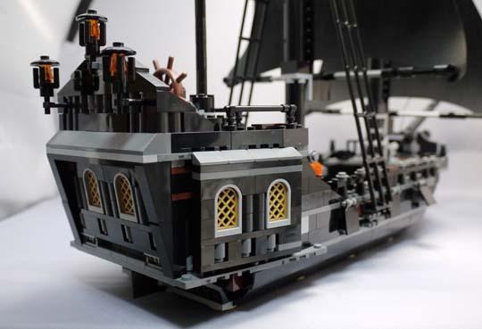 LEGO 4184 ブラックパール号 作成 15.jpg