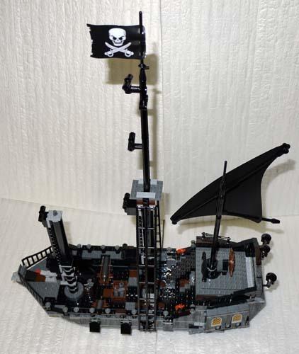 LEGO 4184 ブラックパール号 作成 9.jpg