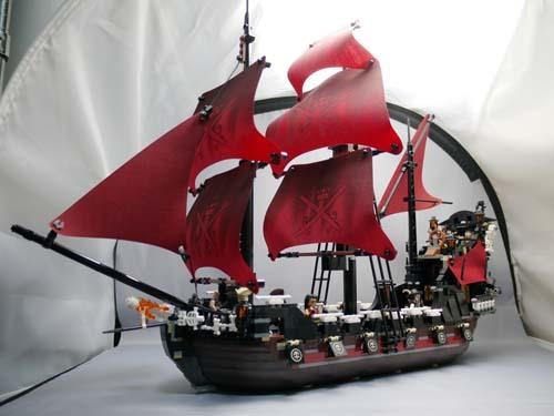 LEGO 4195 アン王女の復讐号 作成14.jpg