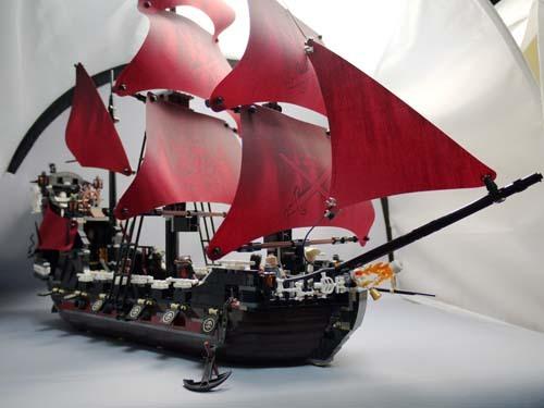 LEGO 4195 アン王女の復讐号 作成15.jpg