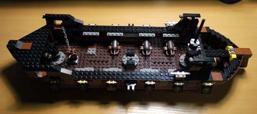 LEGO 4195 アン王女の復讐号 作成6.jpg