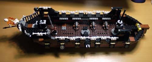 LEGO 4195 アン王女の復讐号 作成7.jpg