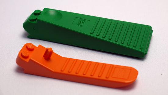 LEGO 4625 ピンクのコンテナと21000 ウィリス・タワー 6.jpg