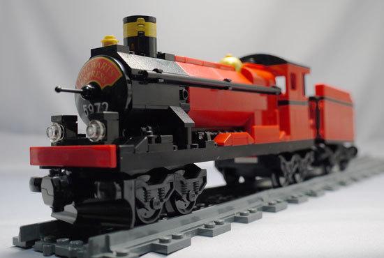 LEGO 4841 ホグワーツ特急 作成1-3.jpg