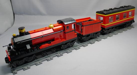 LEGO 4841 ホグワーツ特急 作成1-7.jpg