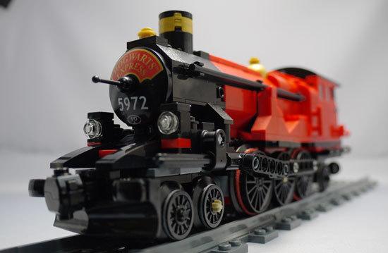 LEGO 4841 ホグワーツ特急 作成2-1.jpg