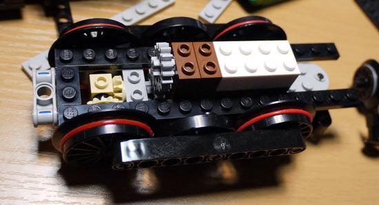 LEGO 4841 ホグワーツ特急 作成2-2.jpg