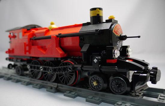 LEGO 4841 ホグワーツ特急 作成2-4.jpg