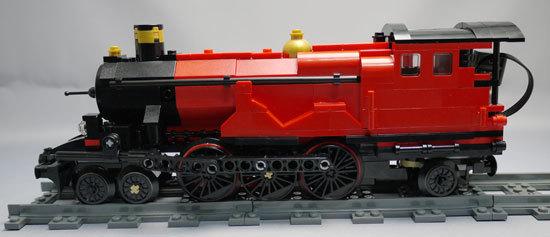 LEGO 4841 ホグワーツ特急 作成2-5.jpg
