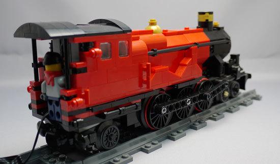 LEGO 4841 ホグワーツ特急 作成2-6.jpg