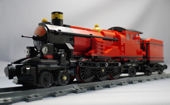 LEGO 4841 ホグワーツ特急 作成3-9.jpg