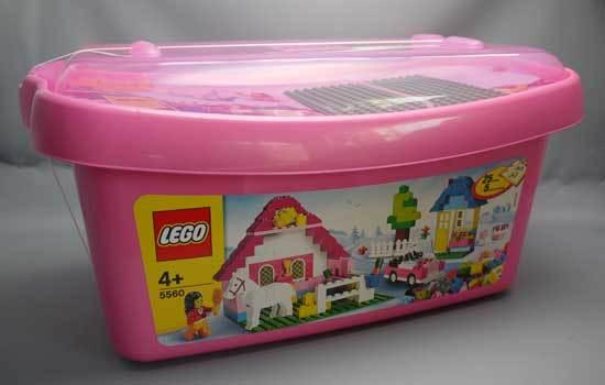LEGO 5560 ピンクのコンテナデラックス 1.jpg