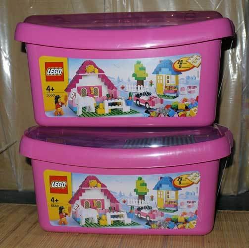 LEGO 5560 ピンクのコンテナデラックス 5560 2-1.jpg