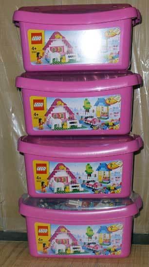LEGO 5560 ピンクのコンテナデラックス 5560 2-2.jpg