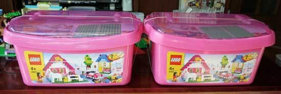 LEGO 5560 ピンクのコンテナデラックス 5560 3-1.jpg
