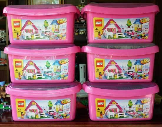 LEGO 5560 ピンクのコンテナデラックス 5560 3-2.jpg
